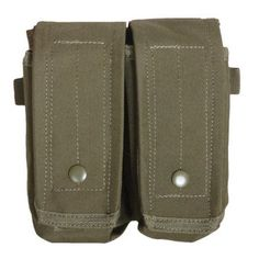 Rip-Away AR-15/AK 47 Dual Mag Pouch Olive Drab - 57-0200 - Outdoor