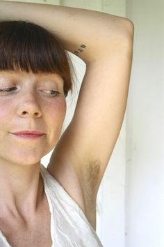 Here's why I think female body hair is beautiful - Lulastic and the Hippyshake