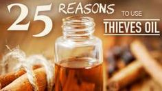 25 Ways to Use Thieves Oil