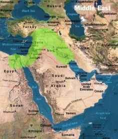 Cycle 1 Week 1- Geography ancient civilizations--the Fertile Crescent (video)
