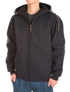 Dock36 Swing Jacket [black] // IRIEDAILY Jackets Men // FALL/WINTER 2014: http://www.iriedaily.de/men-id/men-jackets/ #iriedaily