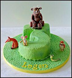 The Gruffalo  Cake by adorecake