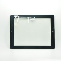 For Apple iPad 4 Touch Display Assembly with Touchpad Black Colour