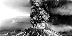 Watch the 1980 Eruption of Mount St. Helens From Space