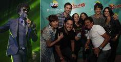 Seu Jorge canta marchinhas de carnaval e empolga estrelas do SBT - Seu Jorge comandou a festa para mais de 6 mil pessoas no último fim de semana no Verão Jequitimar, evento realizado pelo SBT no Guarujá. Várias estrelas da casa foram conferir a performance do cantor, que surpreendeu a todos com marchinhas de carnaval, além, é claro, de seus grandes sucessos. Entre os que curtiram o show, estava parte do elenco adulto da novela 'Carrossel', como Márcia de Oliveira (Graça), Fábio Di Martino…