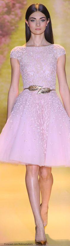 Zuhair Murad Haute Couture | S/S 2014
