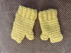 Children's Mittens by byBrendaS http://etsy.me/U486I3 via @Etsy, handmade crocheted.