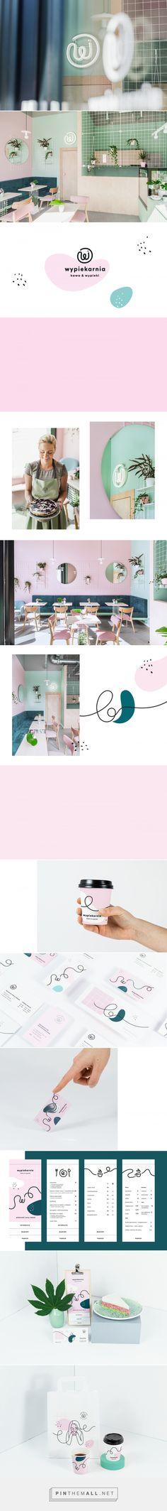 Lovely Brand Design for Wypiekarnia Cafe & Bakery on Behance - created via https://pinthemall.net
