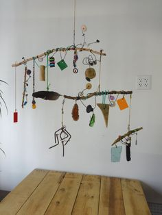 Hey, I found this really awesome Etsy listing at https://www.etsy.com/listing/67901733/boho-found-object-mobile