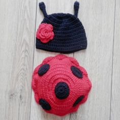 Cute Ladybug Baby Clothing Outfit for newborn photography,Ladybird Photo Props Girls Summer Outfits, Summer Girls, Elmo, Bug Clothing, Clothing Sets, Ladybug Girl, Minnie Mouse, Crochet Costumes, Gifts For New Moms