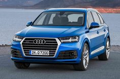 New Review Audi Q7 2015 Release Front View Model