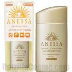 Anessa Perfect UV Sunscreen Aqua Booster Mild