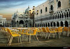 San Marcos, Venice Italy