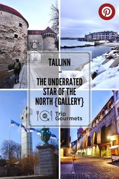 Join us through our Tallinn picture gallery and see why we think it's the underrated star of the north!