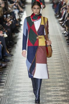 Tory Burch FW 16/17 pictures and review on Luuk Magazine!  http://www.luukmagazine.com/sfilate/tory-burch-11/