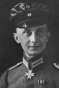 Oberleutnant Kurt Wolff (February 6, 1895 – September 15, 1917) was one of Imperial Germany's highest scoring fighter aces during World War I. Wolff was awarded the coveted Pour Le Mérite on 4 May and on 6 May was assigned to command Jasta 29, replacing Lt. von Dornheim who had recently been killed.   After claiming 33 victories, he was killed in action at the age of 22.