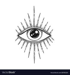 3rd Eye Tattoo, Tattoo Main, Third Eye Tattoos, All Seeing Eye Tattoo, Mini Tattoos, Leg Tattoos, Black Tattoos, Body Art Tattoos, Sleeve Tattoos