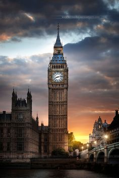 Big Ben London UK / 500px