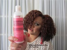 Tutorial:Braid Out using LuvNaturals Love Me and Leave-In Conditioner