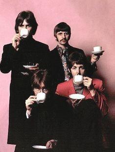 The Beatles i #herbata - czy może być lepszy zestaw? ;) Sprawdź na http://www.big-active.pl/