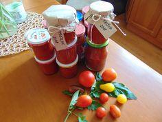 U Betynky: Domácí kečup ... Vegetables, Food, Vegetable Recipes, Eten, Veggie Food, Meals, Veggies, Diet
