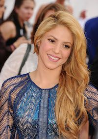 Shakira announces that she's having another baby boy with boyfriend, Gerard Pique | TheCelebrityCafe.com