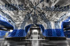 T-Centralen, symmetric edition by Alexander Dragunov on 500px
