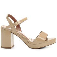 Compre Sandália Walkabout Meia Pata Bege na Zattini a nova loja de moda online da Netshoes. Encontre Sapatos, Sandálias, Bolsas e Acessórios. Clique e Confira!