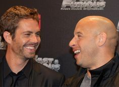 Paul Walker's Daughter, Meadow, Is All Smiles While Hanging Out With Furious 7's Vin Diesel and Elsa Pataky | E! Online Mobile