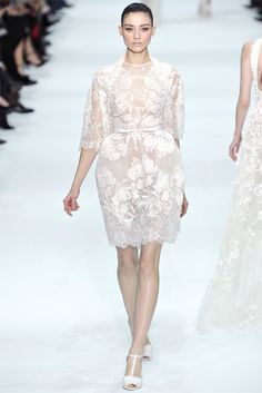 Elie Saab Haute Couture Spring Summer 2012.