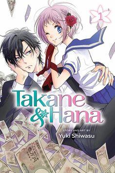 """Viz Media to Release """"Takane & Hana"""" Manga in February 2018 by Mike Ferreira"""