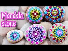 She Uses A Dotting Tool On A Simple Rock To Make Something Stunning! - Wise DIY | Wise DIY