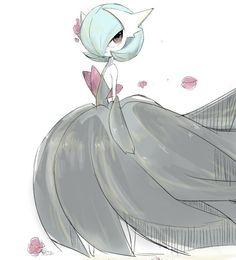 Shiny Mega Gardevoir. the coolest looking pokemon