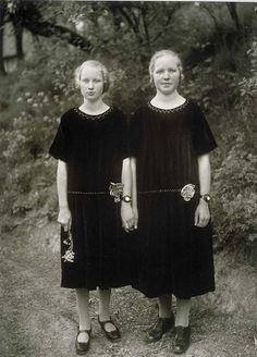 Classic Portraits of German Citizens from Between the 1910s and 1930s