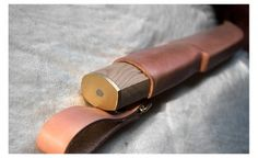 Knife Sheath, Bowie, Wooden Toys, Carving, Blog, Leather, Wooden Toy Plans, Wood Toys, Woodworking Toys