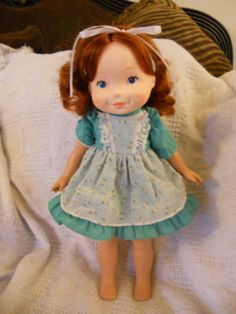 Did anyone else have a My Friend Becky doll?? She was my favorite.
