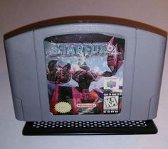 Star Fox 64 StarFox - Nintendo 64 N64 Game - Tested Works Great