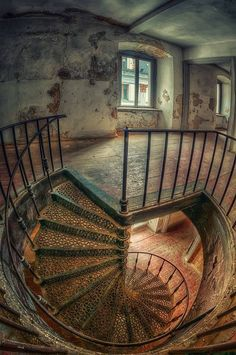 I'm in love! Staircase photography by Pati Makowska