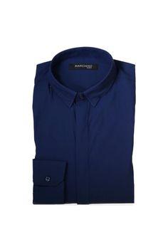 Camicia Uomo Guess Marciano (BO-64H4204149Z B790) colore Blu