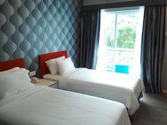 Best budget accommodation at Cenang Beach Langkawi,Malaysia.