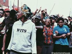 #FeesMustFall South Africa