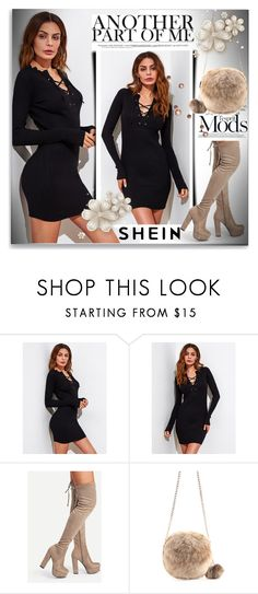 """Shein 2/10"" by sanela1209 ❤ liked on Polyvore"