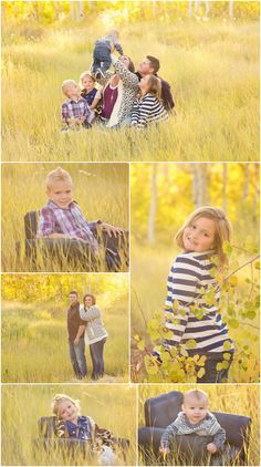 Family fun - Outdoor, natural light  photography - Kerry Horrocks Photography