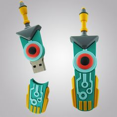 Transistor USB Flash Drive | Supergiant Games