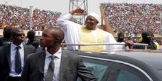 "Top News: ""GAMBIA POLITICS: Adama Barrow Endorses 'One China' Policy"" - http://politicoscope.com/wp-content/uploads/2017/02/Adama-Barrow-GAMBIA-NEWS-TODAY.jpg - Barrow defeated Jammeh in an election in December. Jammeh had held power for 22 years and only stepped down in January as thousands of West African troops who had entered the country were poised to enter the capital.  on World Political News - http://politicoscope.com/2017/02/27/gambia-politics-adama-barrow-endorses-o"