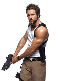 Just saying.....Ryan Reynolds is so much better looking than Ryan Gosling