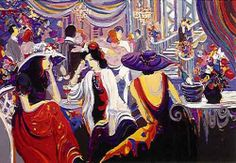Isaac Maimon ~ 'Ballroom Dancing'