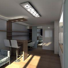 Come Arredare una Casa di 30 mq: 6 Progetti di Design