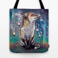 There is a Light Tote Bag