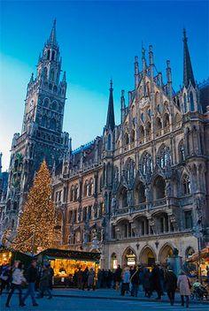 München, 2006, 2007, 2008